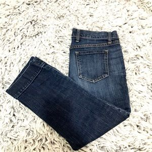 Gap Cropped Capri Jeans